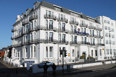 Royal Beach Hotel Portsmouth