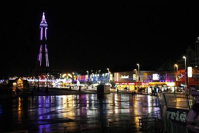 Weekend in Blackpool