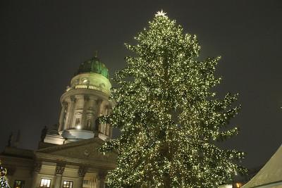 Christmasmarket at Gendarmenmarkt