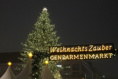 Christmasmarket at Gendarmenmarkt