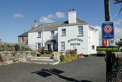 Bosavern House - Guesthouse with 'Secret Garden' Campsite