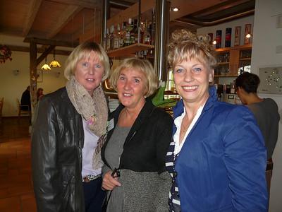 Anneliese, Heike und Brigitte