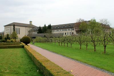 Heilig Geist Kloster in Wickede-Wimbern