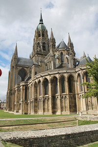 Bayieux cathedral