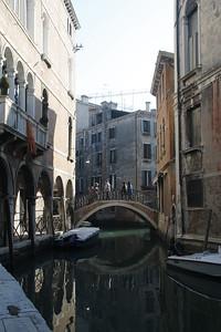 First stroll through the Canareggio sestiere