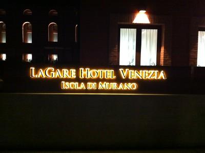 La Gare Hotel - stylish home for three nights