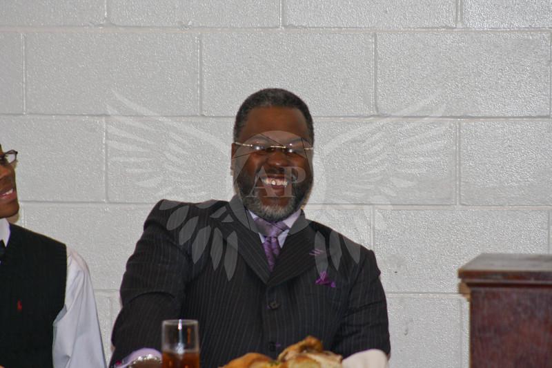 Pastor SJGilbert II 16th