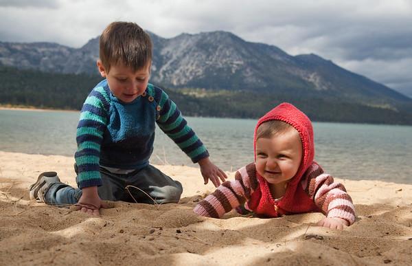A trip to Lake Tahoe