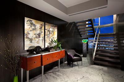 BRONZE-GERALYNNE MITCHSKE DESIGN & ROBERT LEDINGHAM - Atelier Penthouse