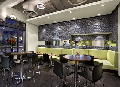 GOLD-   STEM INTERIOR DESIGN -   Quantum Deli Bistro