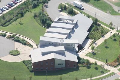 2011 Campus Aerials, Saint Vincent, Latrobe