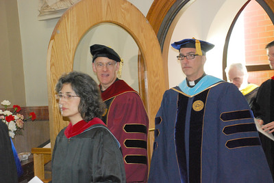 2011 Seminary Commencement