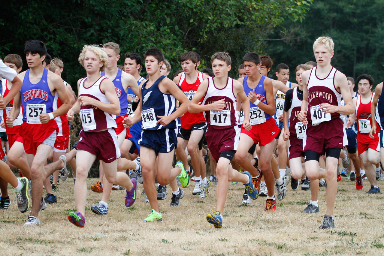Eisenhower Cross Country