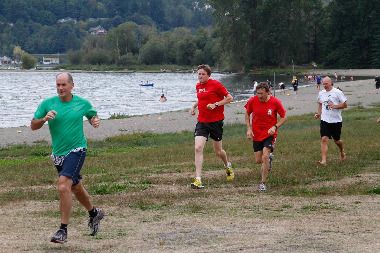 Community/Coaches Run