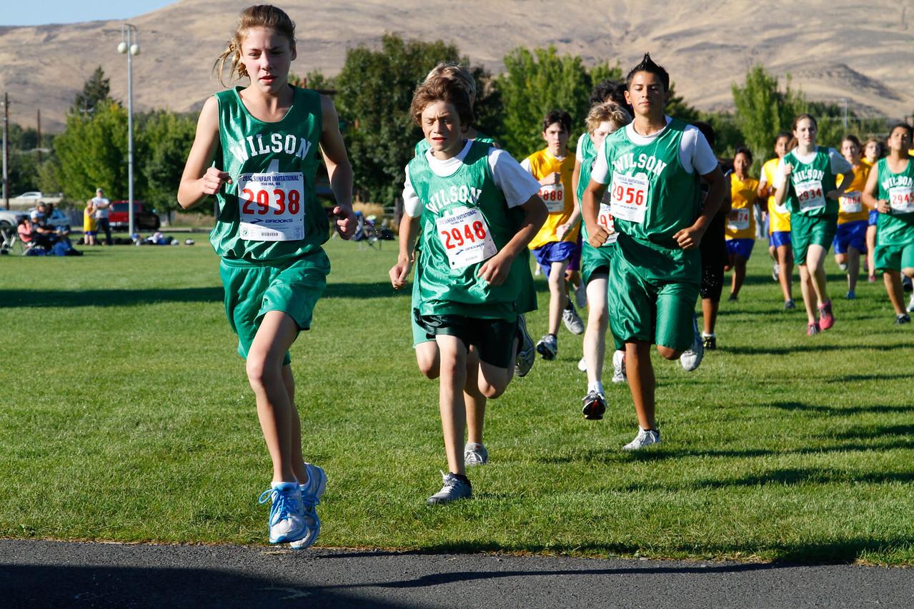 Yakima School District MS Cross Country