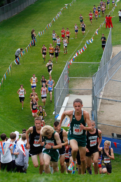 2011 Eisenhower Cross Country