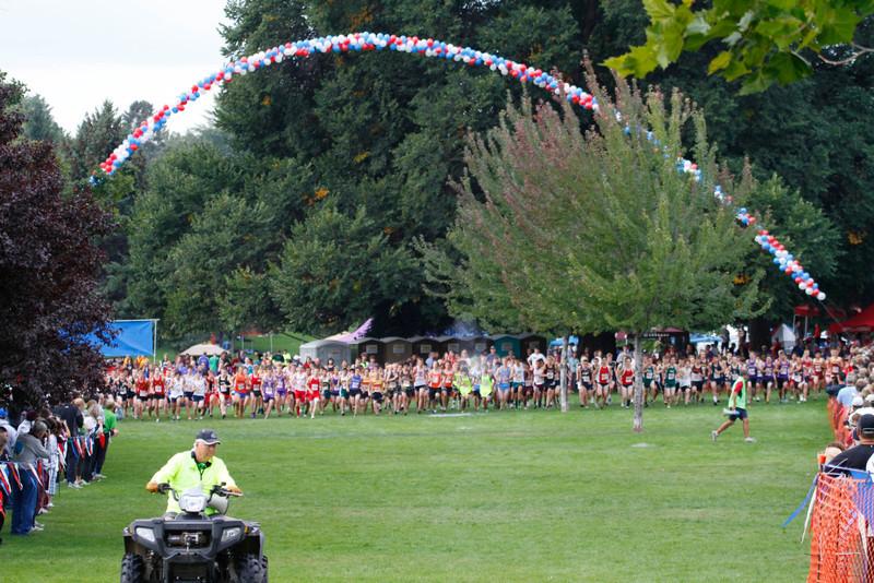 2011 Eisenhower Cross Country