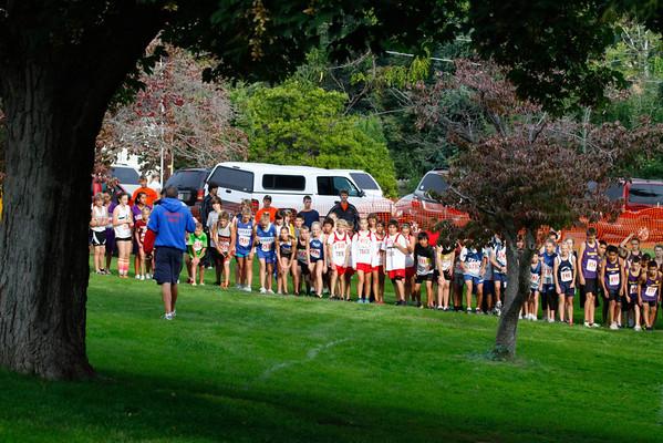 2011-10-01 Sunfair Invitational - 7th & 8th Grade Race