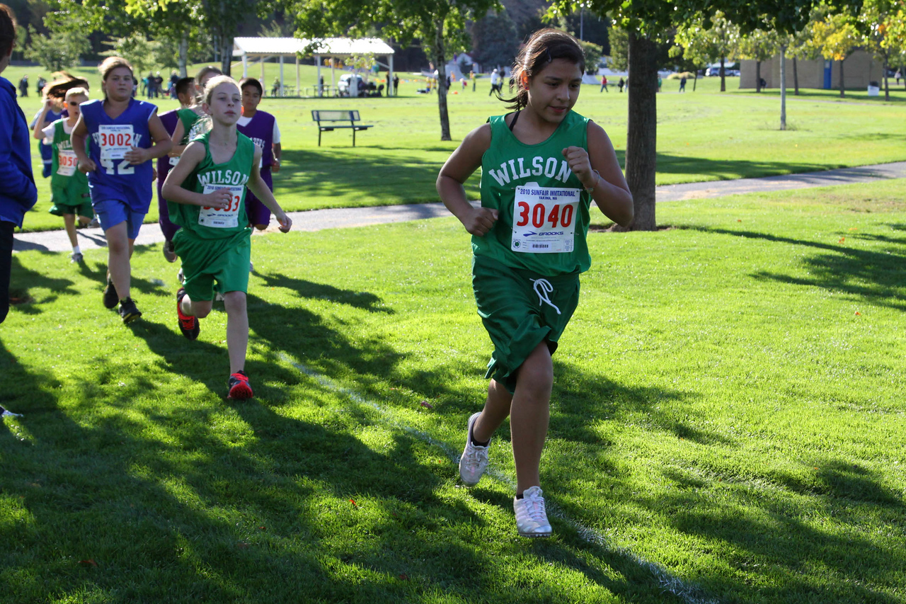 Yakima School District MS Cross Country