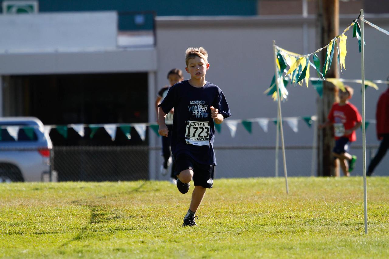 Grade School Race