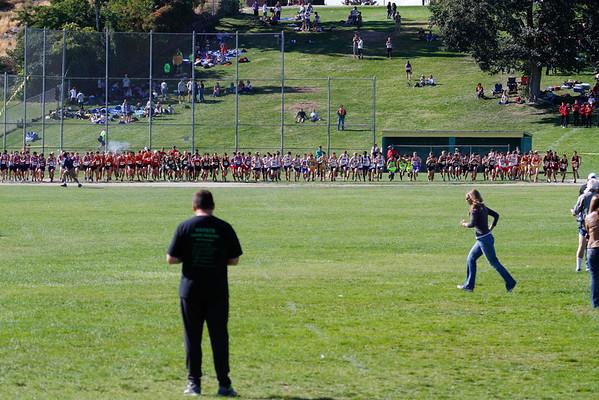 2011-10-08 Richland Invitational - Varsity Div.2/JV Boys