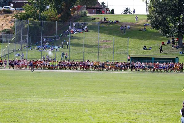 2011-10-08 Richland Invitational - Varsity Div.1 Boys