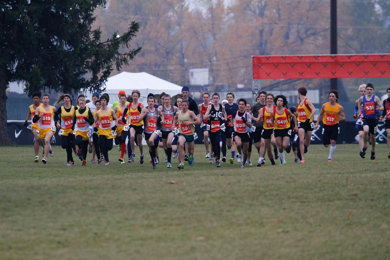 Open Community Race