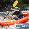 Canoeing on the River Findhorn