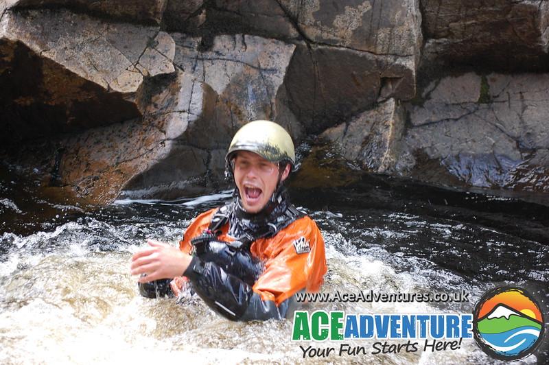 Gorge walk, Cliff Jump & Tubing Combo