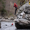 Canyoning, Cliff-Jumping & Tubing combo with Ace Adventure's on the River Findhorn