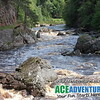 Wild White Water Rafting with Ace Adventures on the River Findhorn