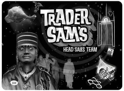 B080 - Trader Sam's Head Sales Team (front)