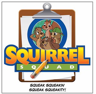 B017 - The Squirrel Squad (back)