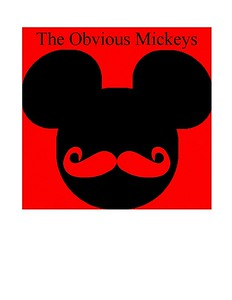 B099 - The Obvious Mickeys (front)