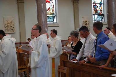 2011 Diaconate Ordination