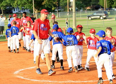 Magee vs Indianola 7yr olds State Tourn