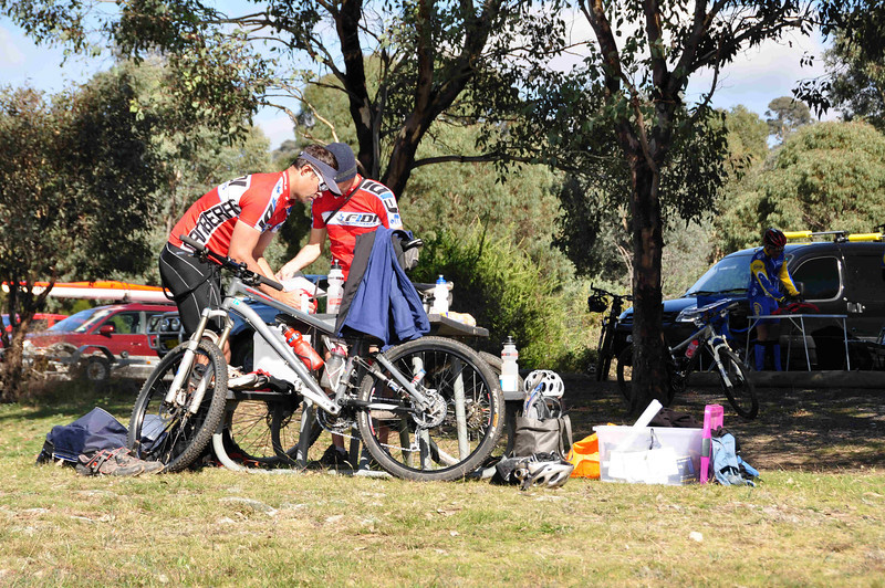 6 hour multisport rogaine at Googong Dam (I did admin with David B), NSW, 3/4/11<br /> Pre-event planning