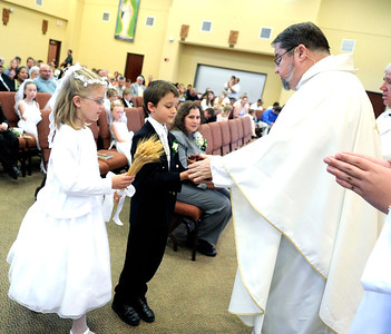 2011 First Communion