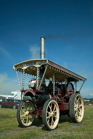 Garrett Showman's Engine