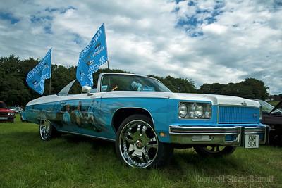 Hoghton Tower Classic Car Show 2011