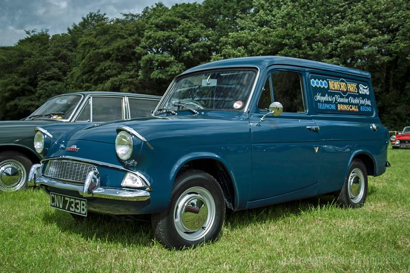 Ford Anglia Van