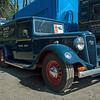 Austin Six Van