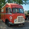 Gas Service Van