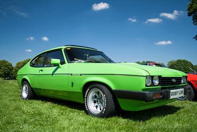 Towneley Hall Car Rally 2011