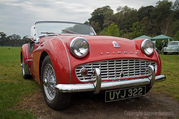 Witton Park Car Rally October 2011