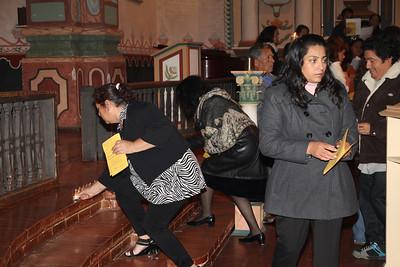 11-18-11 Bilingual Prayer Service