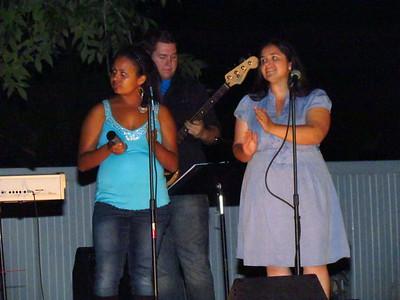 09-09-11 Concert under the Stars: Serra Gardens