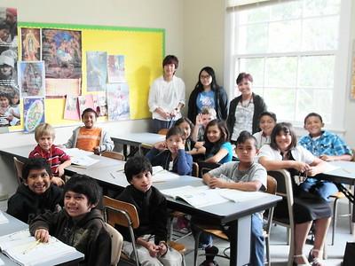 10-23-11 Faith Formation Classes