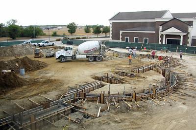 Sanctuary Construction