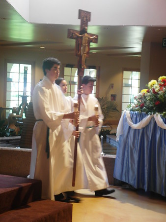 09-25-11 Youth Mass